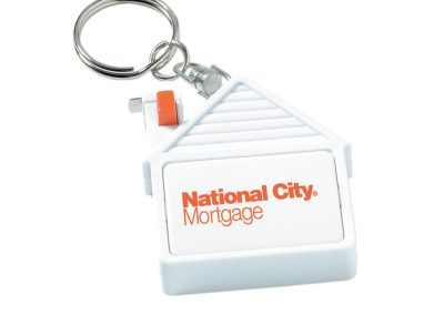 National City Mortgage Keychain