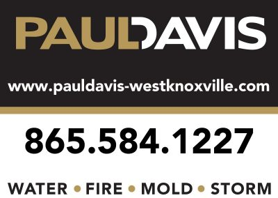 Paul Davis Yard Sign